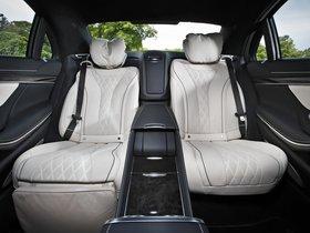 Ver foto 13 de Mercedes Clase S S500 W222 2013