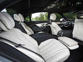 Ver foto 12 de Mercedes Clase S S500 W222 2013