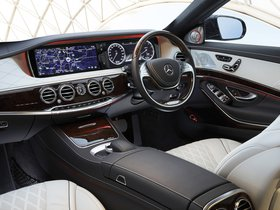 Ver foto 23 de Mercedes Clase S S500 W222 Australia 2013
