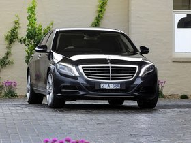 Ver foto 12 de Mercedes Clase S S500 W222 Australia 2013
