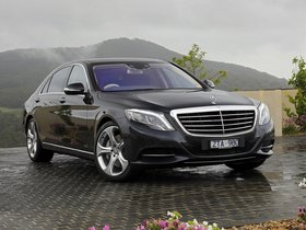 Ver foto 11 de Mercedes Clase S S500 W222 Australia 2013