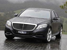 Ver foto 10 de Mercedes Clase S S500 W222 Australia 2013