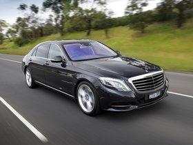 Ver foto 6 de Mercedes Clase S S500 W222 Australia 2013