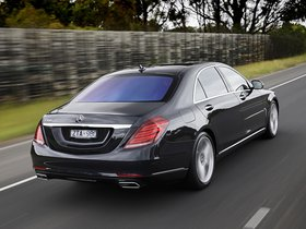 Ver foto 3 de Mercedes Clase S S500 W222 Australia 2013
