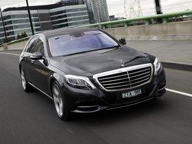Ver foto 2 de Mercedes Clase S S500 W222 Australia 2013