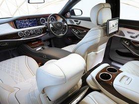 Ver foto 21 de Mercedes Clase S S500 W222 Australia 2013