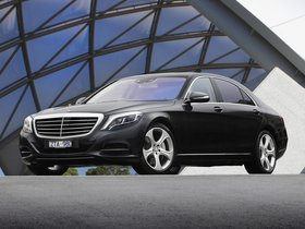 Ver foto 17 de Mercedes Clase S S500 W222 Australia 2013