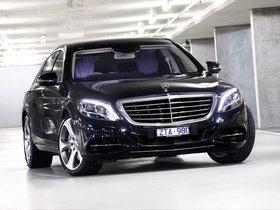 Ver foto 15 de Mercedes Clase S S500 W222 Australia 2013