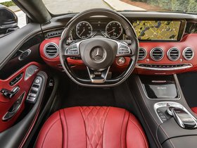 Ver foto 38 de Mercedes Clase S S550 4MATIC Coupe USA 2014