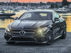 Ver foto 29 de Mercedes Clase S S550 4MATIC Coupe USA 2014