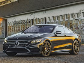 Ver foto 28 de Mercedes Clase S S550 4MATIC Coupe USA 2014
