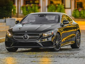 Ver foto 26 de Mercedes Clase S S550 4MATIC Coupe USA 2014