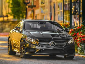 Ver foto 25 de Mercedes Clase S S550 4MATIC Coupe USA 2014