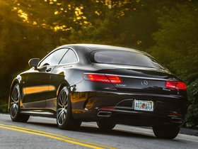 Ver foto 23 de Mercedes Clase S S550 4MATIC Coupe USA 2014