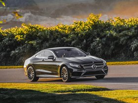 Ver foto 22 de Mercedes Clase S S550 4MATIC Coupe USA 2014