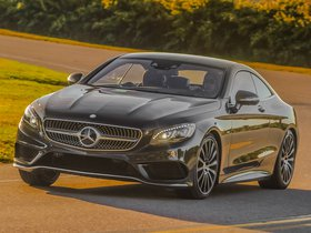Ver foto 21 de Mercedes Clase S S550 4MATIC Coupe USA 2014