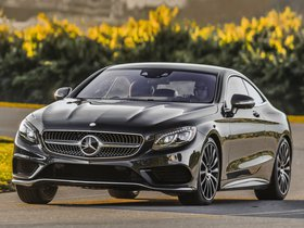 Ver foto 20 de Mercedes Clase S S550 4MATIC Coupe USA 2014