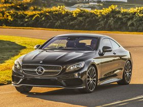 Ver foto 19 de Mercedes Clase S S550 4MATIC Coupe USA 2014