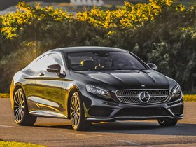 Ver foto 17 de Mercedes Clase S S550 4MATIC Coupe USA 2014