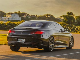 Ver foto 16 de Mercedes Clase S S550 4MATIC Coupe USA 2014