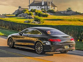 Ver foto 15 de Mercedes Clase S S550 4MATIC Coupe USA 2014