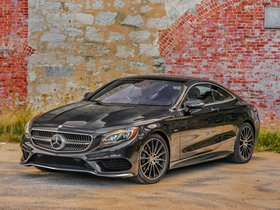 Ver foto 12 de Mercedes Clase S S550 4MATIC Coupe USA 2014