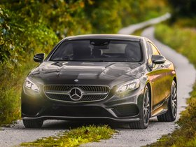 Ver foto 11 de Mercedes Clase S S550 4MATIC Coupe USA 2014