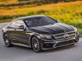 Ver foto 10 de Mercedes Clase S S550 4MATIC Coupe USA 2014