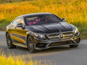 Ver foto 9 de Mercedes Clase S S550 4MATIC Coupe USA 2014