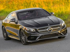 Ver foto 8 de Mercedes Clase S S550 4MATIC Coupe USA 2014