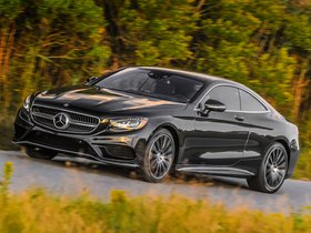 Ver foto 7 de Mercedes Clase S S550 4MATIC Coupe USA 2014
