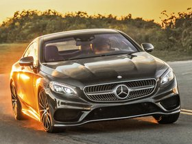 Ver foto 6 de Mercedes Clase S S550 4MATIC Coupe USA 2014