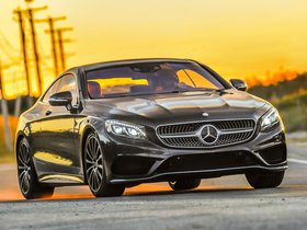 Ver foto 5 de Mercedes Clase S S550 4MATIC Coupe USA 2014