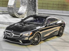Ver foto 3 de Mercedes Clase S S550 4MATIC Coupe USA 2014