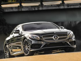 Ver foto 2 de Mercedes Clase S S550 4MATIC Coupe USA 2014