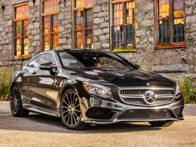 Ver foto 1 de Mercedes Clase S S550 4MATIC Coupe USA 2014