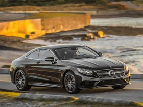 Ver foto 33 de Mercedes Clase S S550 4MATIC Coupe USA 2014