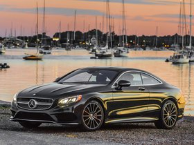 Ver foto 31 de Mercedes Clase S S550 4MATIC Coupe USA 2014