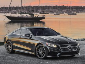 Ver foto 30 de Mercedes Clase S S550 4MATIC Coupe USA 2014