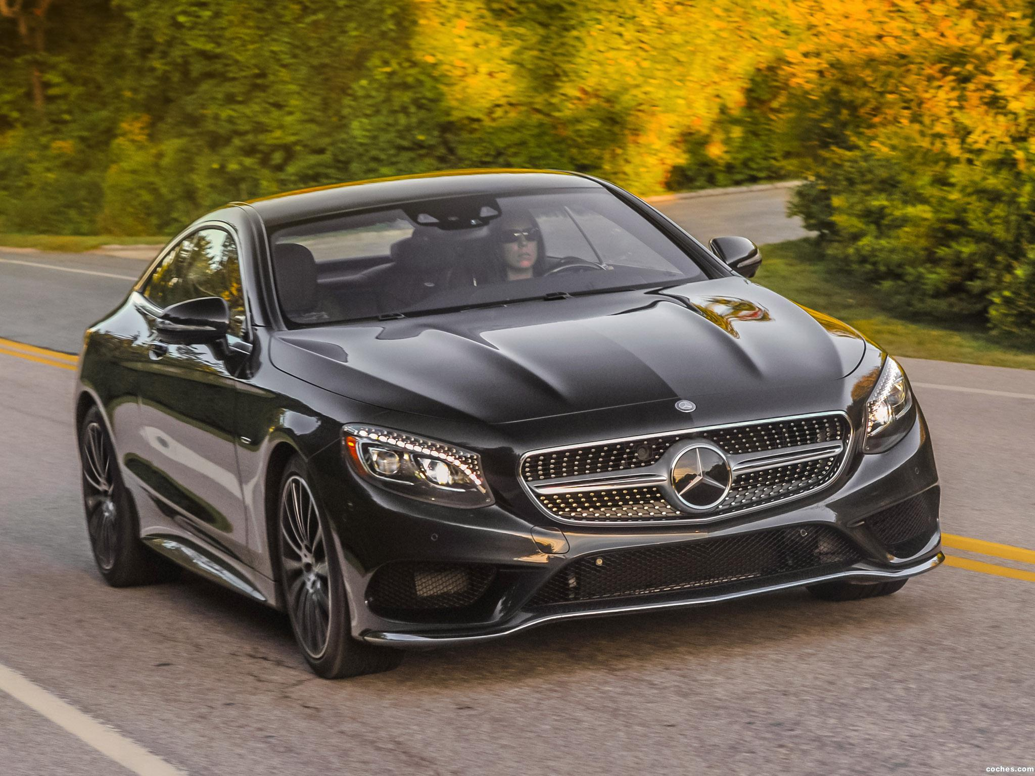 Foto 23 de Mercedes Clase S S550 4MATIC Coupe USA 2014