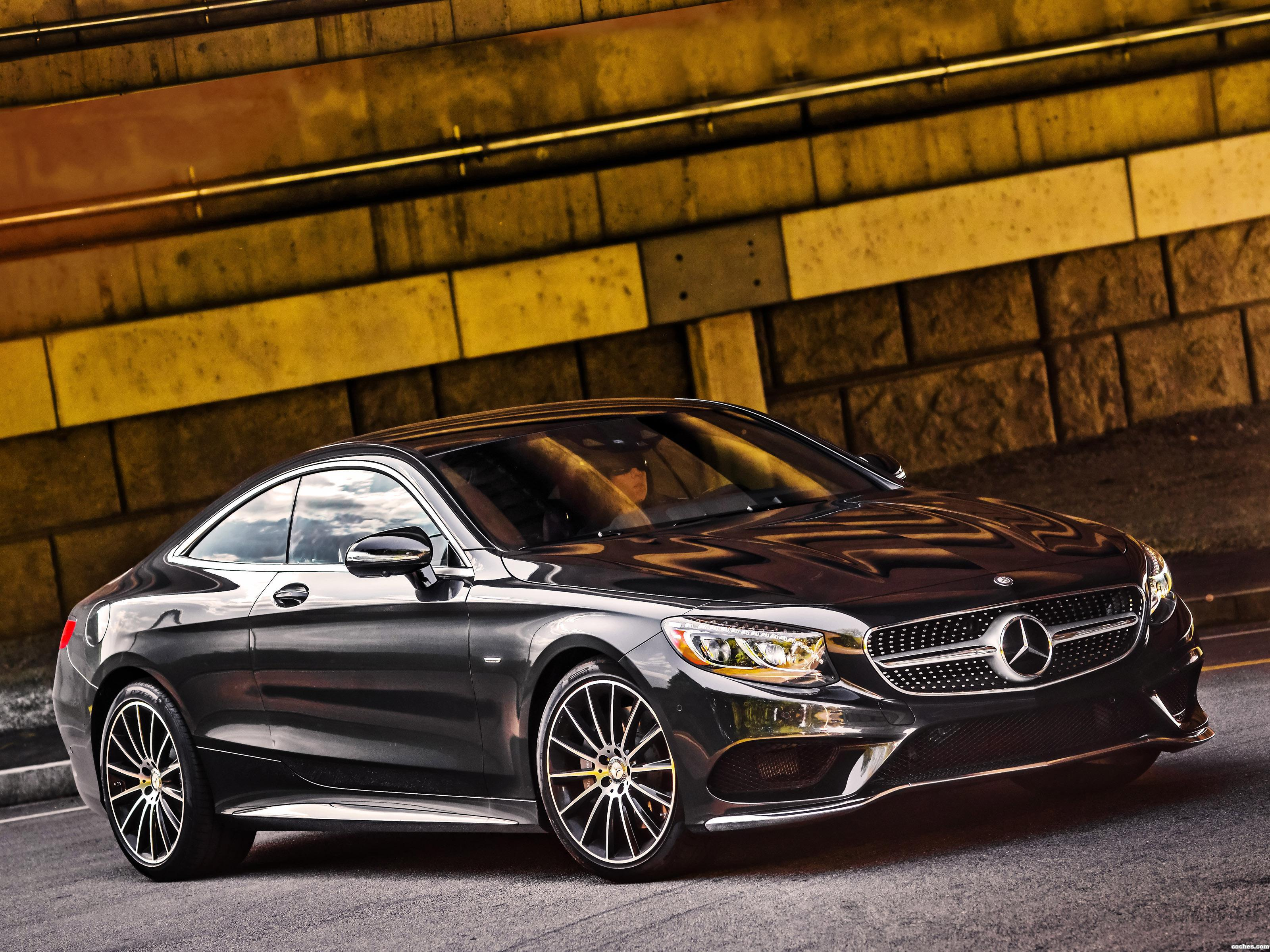 Foto 13 de Mercedes Clase S S550 4MATIC Coupe USA 2014