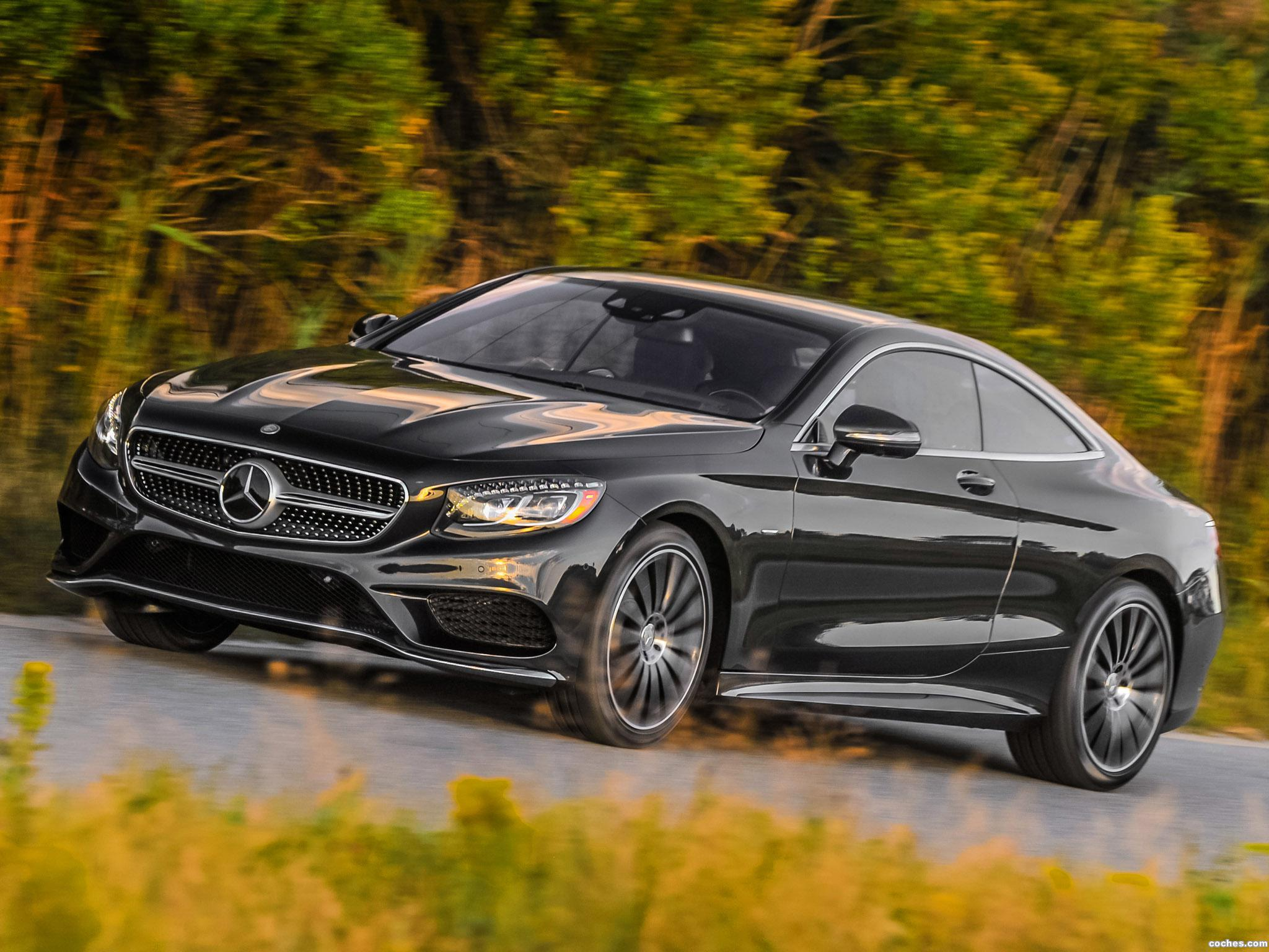 Foto 6 de Mercedes Clase S S550 4MATIC Coupe USA 2014