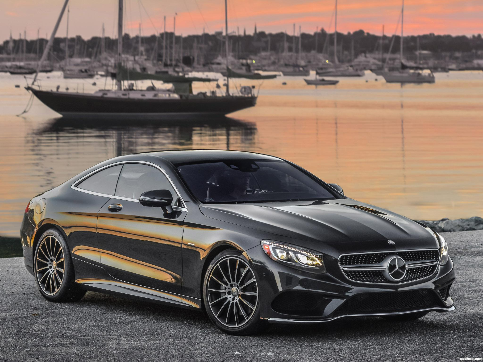 Foto 29 de Mercedes Clase S S550 4MATIC Coupe USA 2014
