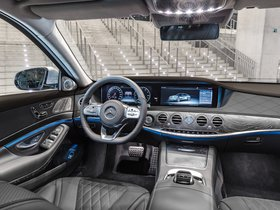 Ver foto 23 de Mercedes Clase S 560 L AMG Line V222 2017