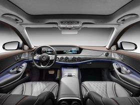 Ver foto 20 de Mercedes Clase S 560 L AMG Line V222 2017