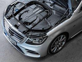 Ver foto 16 de Mercedes Clase S 560 L AMG Line V222 2017