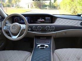 Ver foto 14 de Mercedes Clase S 560 L 4Matic V222 2017