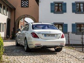 Ver foto 14 de Mercedes Clase S S560 V222 2017