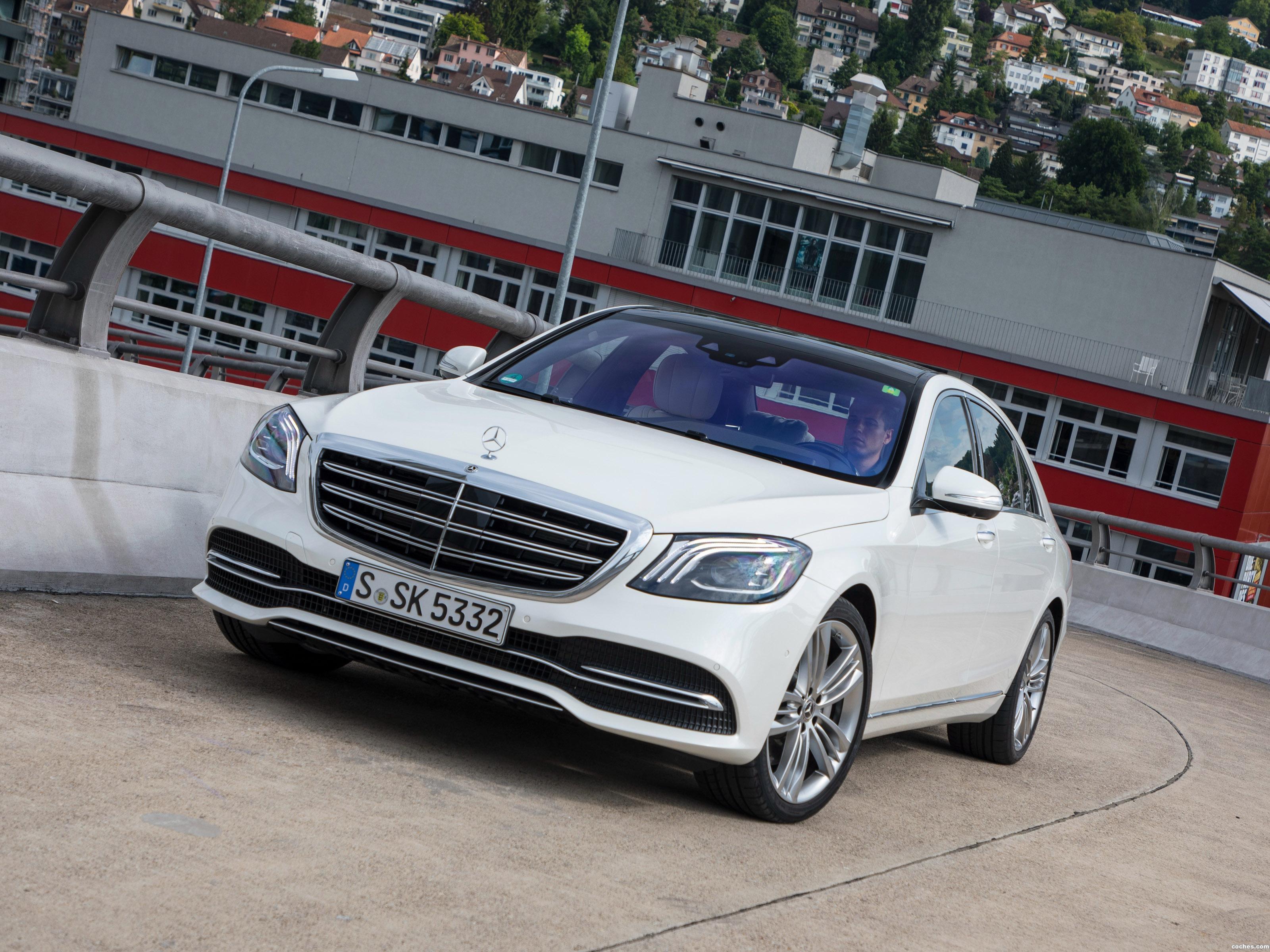 Foto 0 de Mercedes Clase S S560 V222 2017