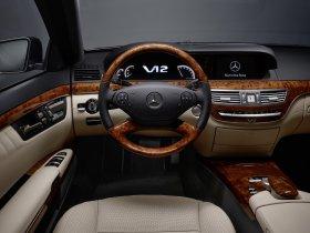 Ver foto 16 de Mercedes Clase S S600 2009